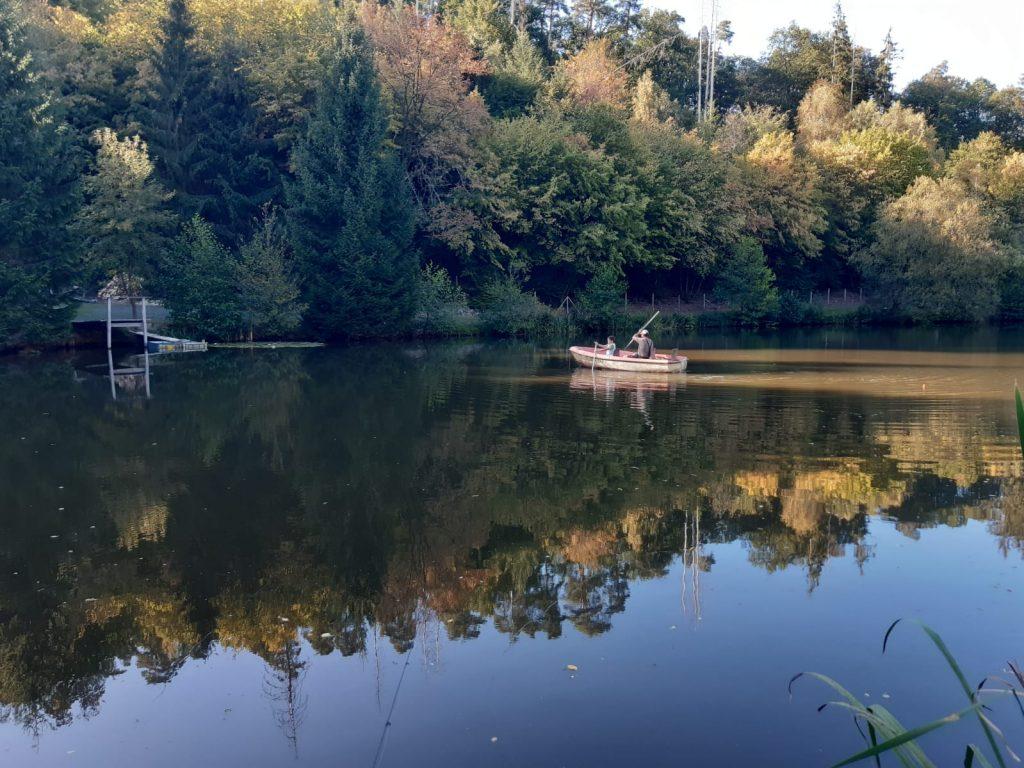 Angeln mit dem Fischer-Boot