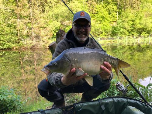 Besuch von Fisch und Fang